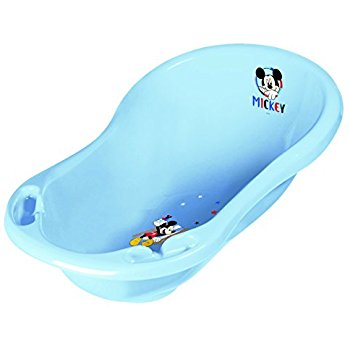 Baby Bath Mickey Mouse