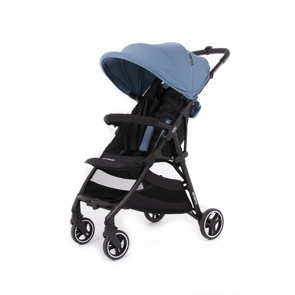 Kuki Stroller By Baby Monsters col Atlantic