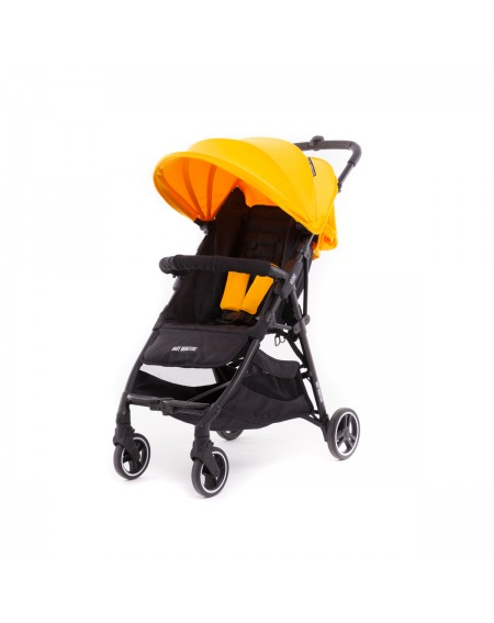 Kuki Stroller By Baby Monsters col Mango