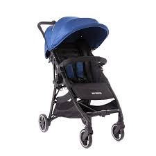 Kuki Stroller By Baby Monsters col Navy
