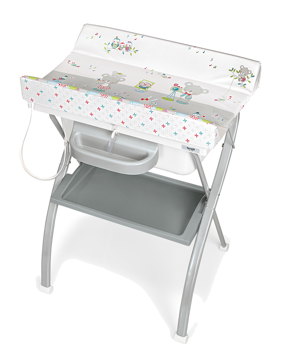 Lindo Nappy Changer Inc Bath col 673