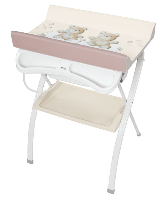 Lindo Nappy Changer Inc Bath col 668