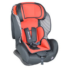 Monza Car Seat 9-36 Kgs col Red