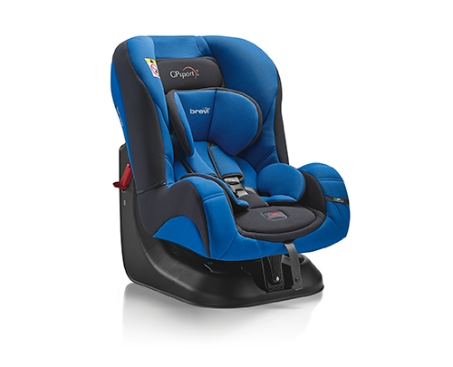 GP Sport Car Seat col Blue