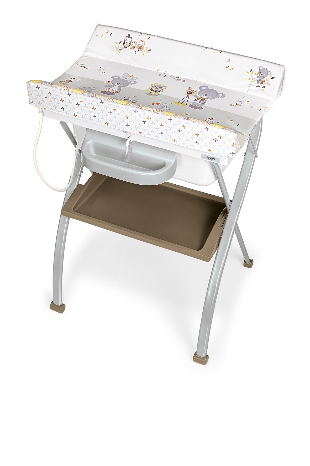 Lindo Nappy Changer Inc Bath col 671