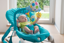 Balloon Bouncer Turquoise