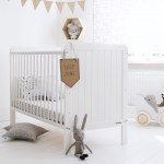 Country cot woodies white