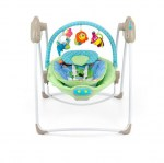 Milly Mally Bouncer Swing Blue Green