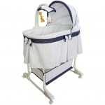 Milly Mally Cradle Simple Grey