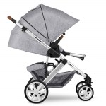 Salsa 4 Graphite 2020 Pushchair reclinable
