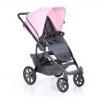 Salsa 4 Rose pushchair seat forward