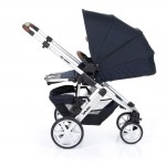 Salsa 4 Shadow pushchair seat front
