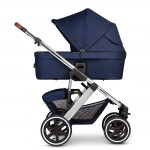 Salsa 4 air navycarry cot ext canopy