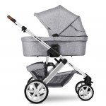 Salsa 4 graphite 2020 carrycot extendable