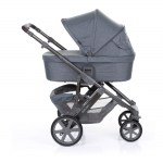 Salsa 4 mountain bcarry cot extendable canopy
