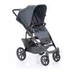 Salsa 4 mountain pushchair seat front