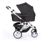 Salsa 4 piano carry cot extendable canoopy