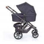 Salsa 4 street carry cot extendable canopy