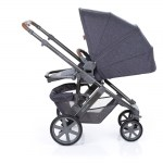 Salsa 4 street pushchair seat front facing3