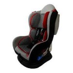 young sport car seat cream